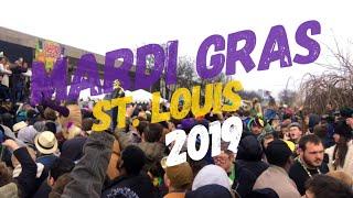 MARDI GRAS ST. LOUIS 2019: FULL VLOG
