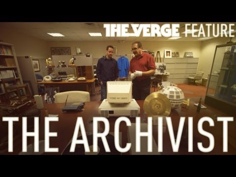 The Archivist: Digging Through A Century Of AT&T's History