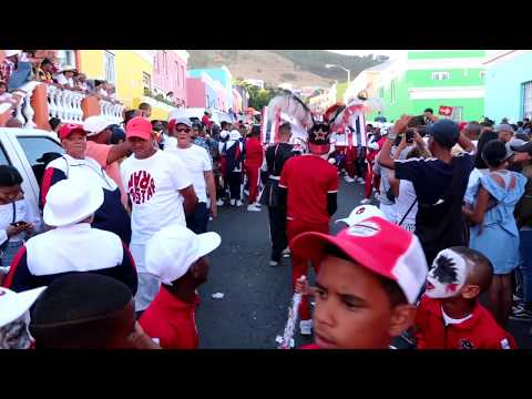 Cape Town Minstrels Bo-Kaap 16 December 2019