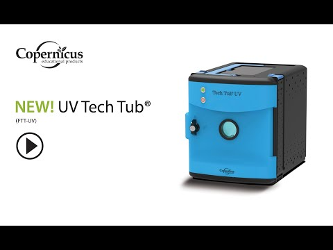 Introducing the UV Tech Tub