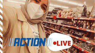 Action LIVE SHOPPING | Neuheiten bei Action OKTOBER 2021 | Hijabflowers
