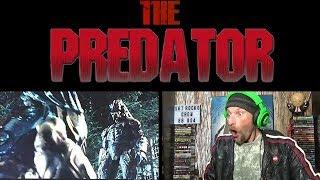 THE PREDATOR (2018) - NEW Tv Spot - REACTION