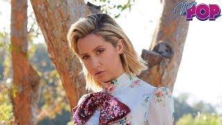 Ashley Tisdale revela fecha para Symptoms