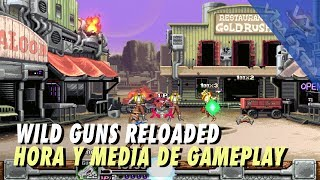Wild Guns Reloaded - Hora y media de gameplay