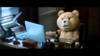 Ted 2   John's Laptop Scene