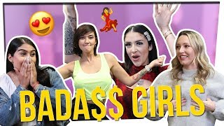 Off The Record: ALL GIRLS EDITION