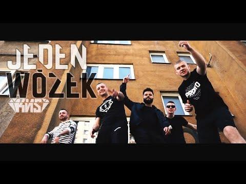 "KNS NON BLASK ft. Maestro, 77olf, Lisu NW, Nalewka - ""Jeden wózek"" (prod. Sakier)"