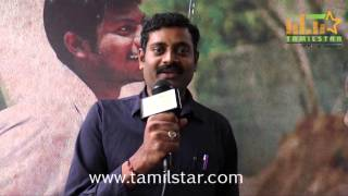 Ramanathan at Thuninthu Sel Short Film Screening