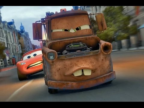 McQueen Is Coming Back! Disney Movie Cars 3 Is Currently In Production2