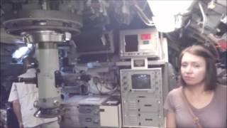 Самая глубоководная подводная лодка в мире USS Dolphin в США