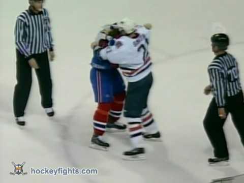 Jason Smith vs Aaron Downey