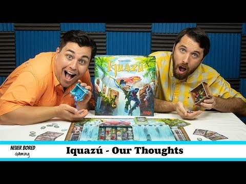 Iquazu - Our Thoughts