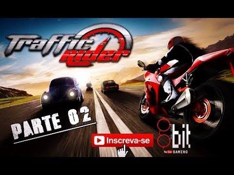 Traffic Rider - AppGame - Parte02 - Missões 6 á 10