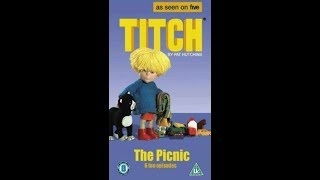 Original VHS Opening: Titch: The Picnic (UK Retail Tape)