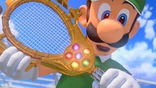 Mario Tennis Infinity Wario
