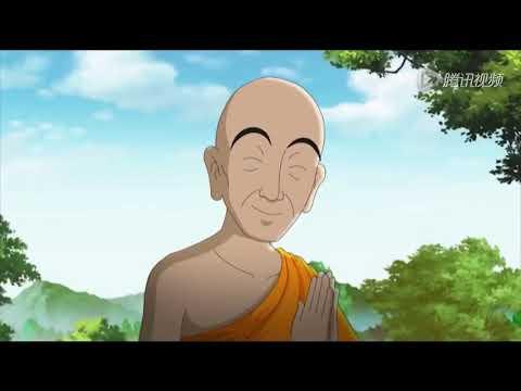 Tôn Giả Anan và Ca Diếp xin nước Phim Hoạt Hình Phật Giáo