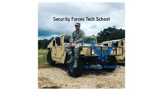 USAF Security Forces Tech School What To EXPECT?