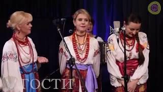 """Фолк-группа """"ТАЛИЦА"""" в авторской программе Валерия Сёмина «Гости» на «Радио-1»"""