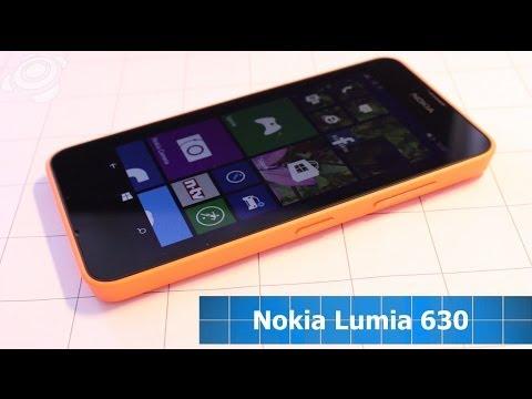 Nokia Lumia 630 im Test / Review [DE]