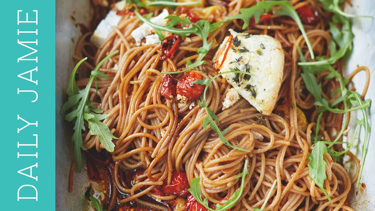 Spelt spaghetti recipe from my new book daily jamie jamie oliver forumfinder Gallery