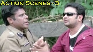 Dileep Pretends To Be Blind Fights With Goons   Aag Ka Dariya Action Scene  3