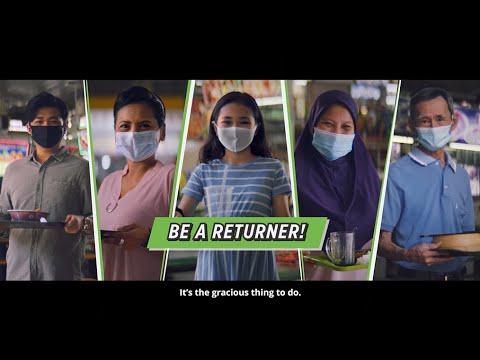 Be a Returner!