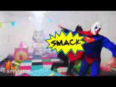 BATMAN vs SUPERMAN CARTOON - In Real Life! Fun Superhero Movie!