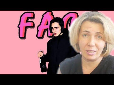 Реакция МАМЫ на FACE - БУРГЕР