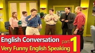 English Conversation - Very Funny English Speaking episode 1