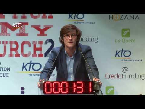 #PitchMyChurch2 - La Newsletter PRIXM