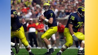 A Look Back At Drew Henson: Michigan Football's Last Quarterback To Beat Ohio State In Columbus