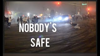 TOTAL CHAOS|| CARS LOSE CONTROL AND HITS CROWD|| WE ALMOST DIE