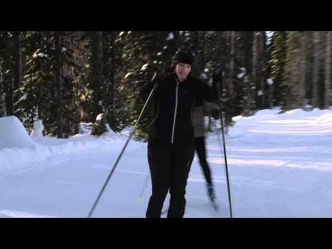 Nordic Skiing at Big White Ski Resort