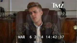 Justin Bieber's Deposition: I always thought he was dumb, but....WOW!