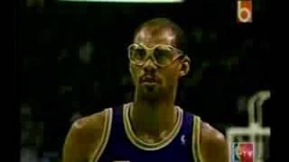 Los Angeles Lakers V. Boston Celtics - Game 4, 1987 NBA Finals