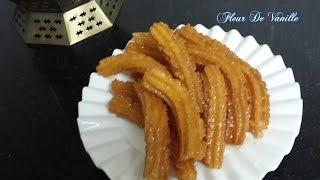 zlabiat el banane patisserie Algerienne pour Ramadhan/طريقة سهلة لتحير زلابية البانان