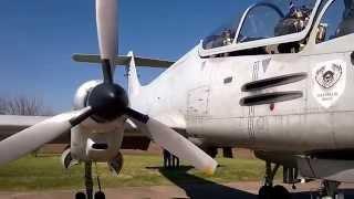 preview picture of video 'Pucará - 102 Aniversario de la Fuerza Aérea - Sáenz Peña, Chaco'