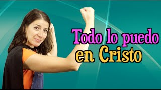 TODO LO PUEDO EN CRISTO QUE ME FORTALECE. DEVOCIONAL PARA NIÑOS AMY & ANDY/ MISS NAT