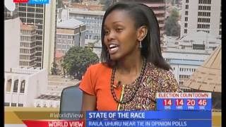 State of the Race: Meet the young lady who is running for Nairobi Senate Seat