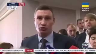 Виталий Кличко жжет, подборка его изречений!