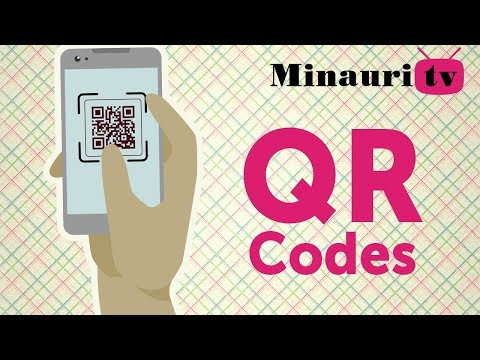 QR CODE - What is it? - What is it for ? -  How to use ? by Minauri