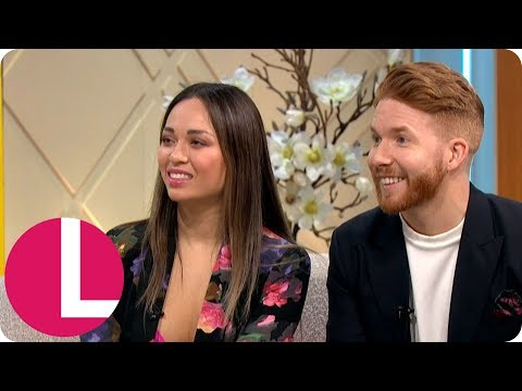 Strictly's Katya and Neil Jones Say People Overreacted About the Seann Walsh Kiss | Lorraine