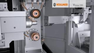VOLLMER VGrind 360: AUTOMATISIERUNG