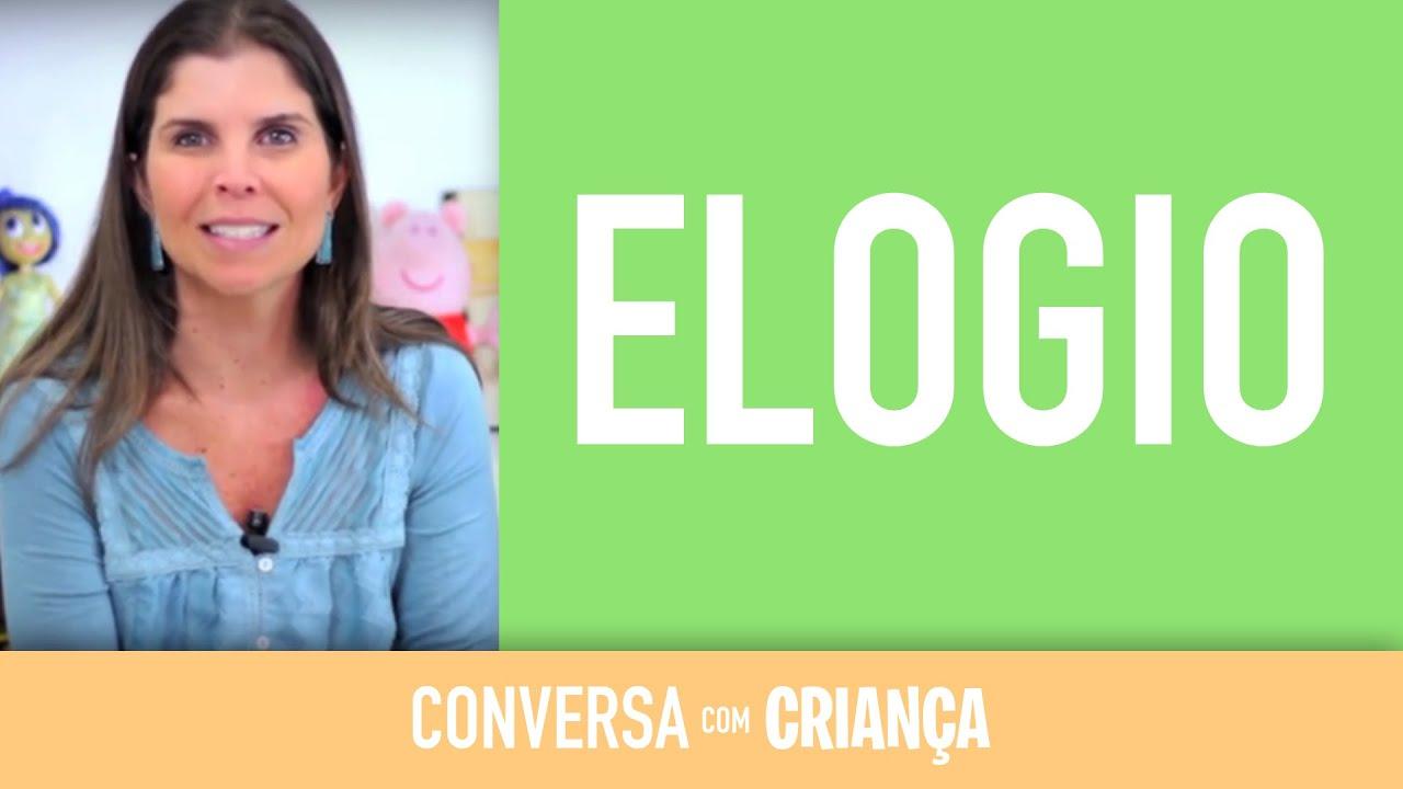 Elogio | Conversa com Criança