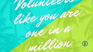 Appreciation Quotes For Volunteers