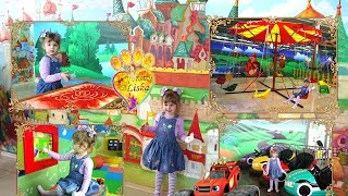 Three Russian Bogaturs - super cool children entertainment center Все Видео Канала LiSkA KiTtY: