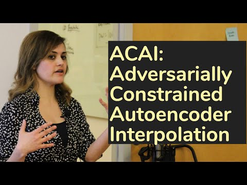 Understanding and Improving Interpolation in Autoencoders via an Adversarial Regularizer