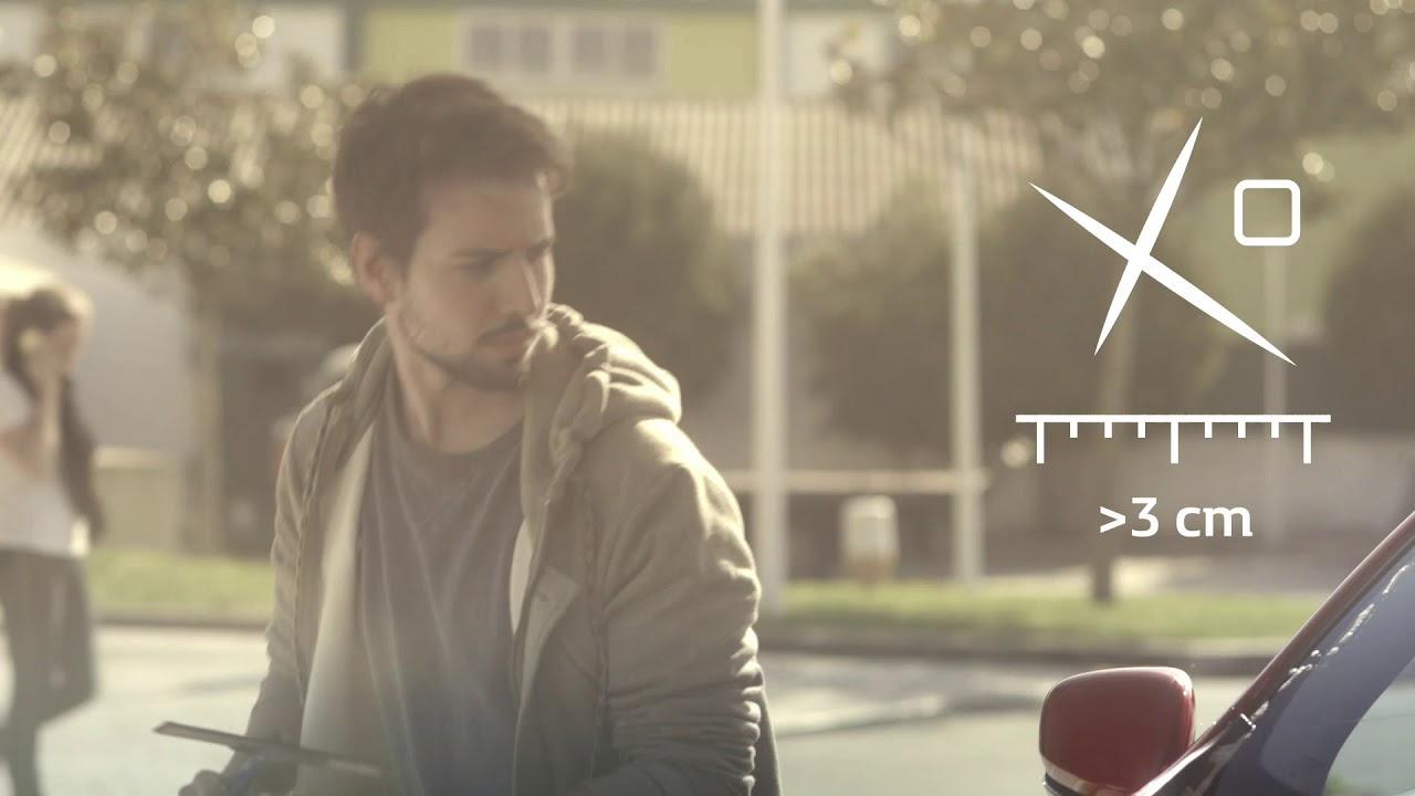 Renault Video: Über die Windschutzscheibe