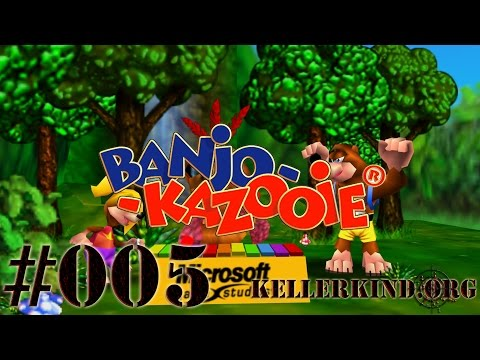 Banjo-Kazooie [HD|60FPS] #005 – Bubblegloop Swamp - Pack die Gummistiefel ein ★ Let's Play Banjo-Kazooie