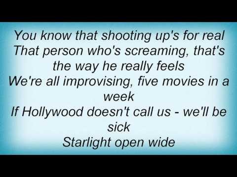 Lou Reed - Starlight Lyrics